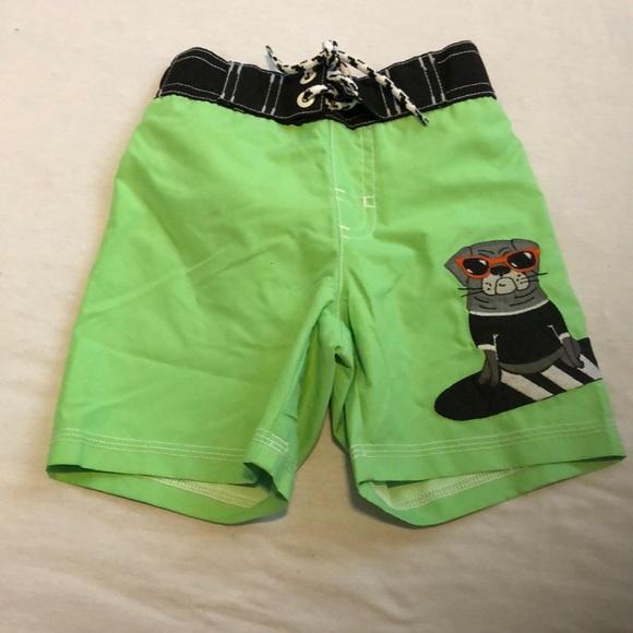 e7e9c26461c9b Gymboree Swim | Nwt Boys Pug Trunks Size 18 Months | Poshmark